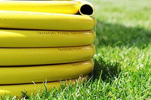 Шланг садовый Tecnotubi Euro Guip Yellow для полива диаметр 1/2 дюйма, длина 20 м (EGY 1/2 20), фото 3