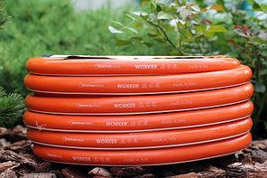 Шланг садовый Tecnotubi Worker для полива диаметр 3/4 дюйма, длина 25 м (WR 3/4 25), фото 3