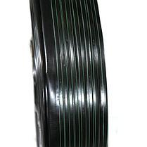 Капельная лента Presto-PS щелевая Blue Line отверстия через 10 см, расход воды 2,2 л/ч, длина 1000 м, фото 3