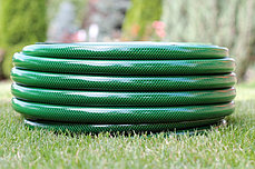 Шланг садовый Tecnotubi Euro Guip Green для полива диаметр 5/8 дюйма, длина 25 м (EGG 5/8 25), фото 3