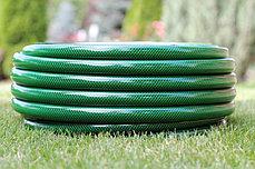 Шланг садовый Tecnotubi Euro Guip Green для полива диаметр 5/8 дюйма, длина 50 м (EGG 5/8 50), фото 3