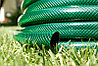 Шланг садовый Tecnotubi Euro Guip Green для полива диаметр 5/8 дюйма, длина 50 м (EGG 5/8 50), фото 2
