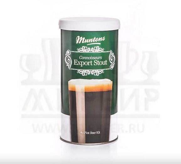"Muntons ""Export Stout"", 1,8 кг"