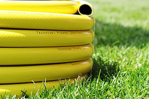 Шланг садовый Tecnotubi Euro Guip Yellow для полива диаметр 1/2 дюйма, длина 50 м (EGY 1/2 50), фото 3