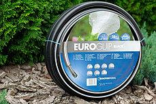 Шланг садовый Tecnotubi Euro Guip Black для полива диаметр 1/2 дюйма, длина 25 м (EGB 1/2 25), фото 2