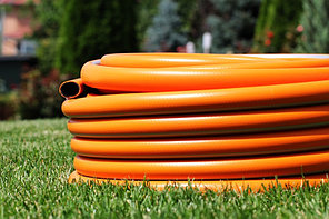 Шланг садовый Tecnotubi Orange Professional для полива диаметр 1/2 дюйма, длина 50 м (OR 1/2 50), фото 2