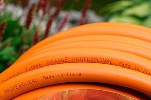 Шланг садовый Tecnotubi Orange Professional для полива диаметр 1/2 дюйма, длина 50 м (OR 1/2 50), фото 3