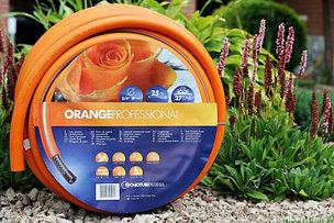Шланг садовый Tecnotubi Orange Professional для полива диаметр 3/4 дюйма, длина 50 м (OR 3/4 50), фото 2
