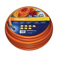 Шланг садовый Tecnotubi Orange Professional для полива диаметр 1 дюйм, длина 25 м (OR 1 25)