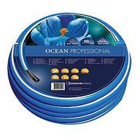 Шланг садовый Tecnotubi Ocean для полива диаметр 3/4 дюйма, длина 50 м (OC 3/4 50)