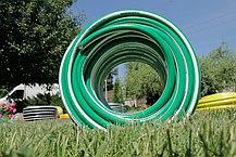 Шланг садовый Tecnotubi EcoTex для полива диаметр 5/8 дюйма, длина 50 м (ET 5/8 50), фото 3