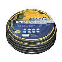 Шланг садовый Tecnotubi Retin Professional для полива диаметр 3/4 дюйма, длина 25 м (RT 3/4 25)