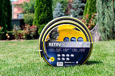 Шланг садовый Tecnotubi Retin Professional для полива диаметр 3/4 дюйма, длина 50 м (RT 3/4 50), фото 2