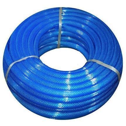 Шланг поливочный Evci Plastik Софт силиконовый армированный диаметр 3/4 дюйма, длина 50 м (SFN3/4 50), фото 2