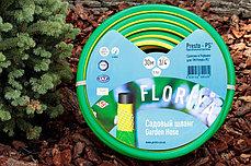 Шланг поливочный Evci Plastik Флория диаметр 3/4 дюйма, длина 20 м (FL 3/4 20), фото 3