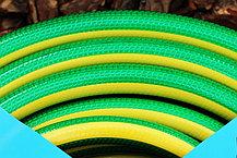 Шланг поливочный Evci Plastik Флория диаметр 3/4 дюйма, длина 20 м (FL 3/4 20), фото 2