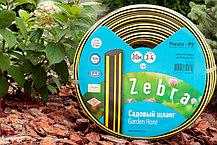 Шланг для полива Evci Plastik Зебра садовый диаметр 3/4 дюйма, длина 20 м (ZB 3/4 20), фото 3