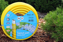 Шланг для полива Evci Plastik Bella Classik (Simpatico) садовый диаметр 3/4 дюйма, длина 30 м (BLL 3/4 30), фото 3