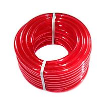 Шланг для полива Evci Plastik Софт Силикон (Caramel красный) садовый диаметр 3/4 дюйма, длина 30 м (SE-3/4 30), фото 2