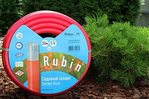 Шланг для полива Evci Plastik Dominik (Rubin) садовый диаметр 3/4 дюйма, длина 20 м (3/4 GHR 20), фото 2