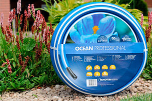 Шланг садовый Tecnotubi Ocean для полива диаметр 5/8 дюйма, длина 20 м (OC 5/8 20), фото 2