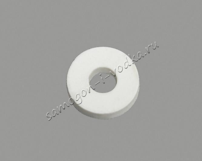 Уплотнительная прокладка силиконовая 10,5х4 для соленоидного клапана
