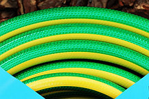 Шланг поливочный Evci Plastik Флория диаметр 1/2 дюйма, длина 50 м (FL 1/2 50), фото 2