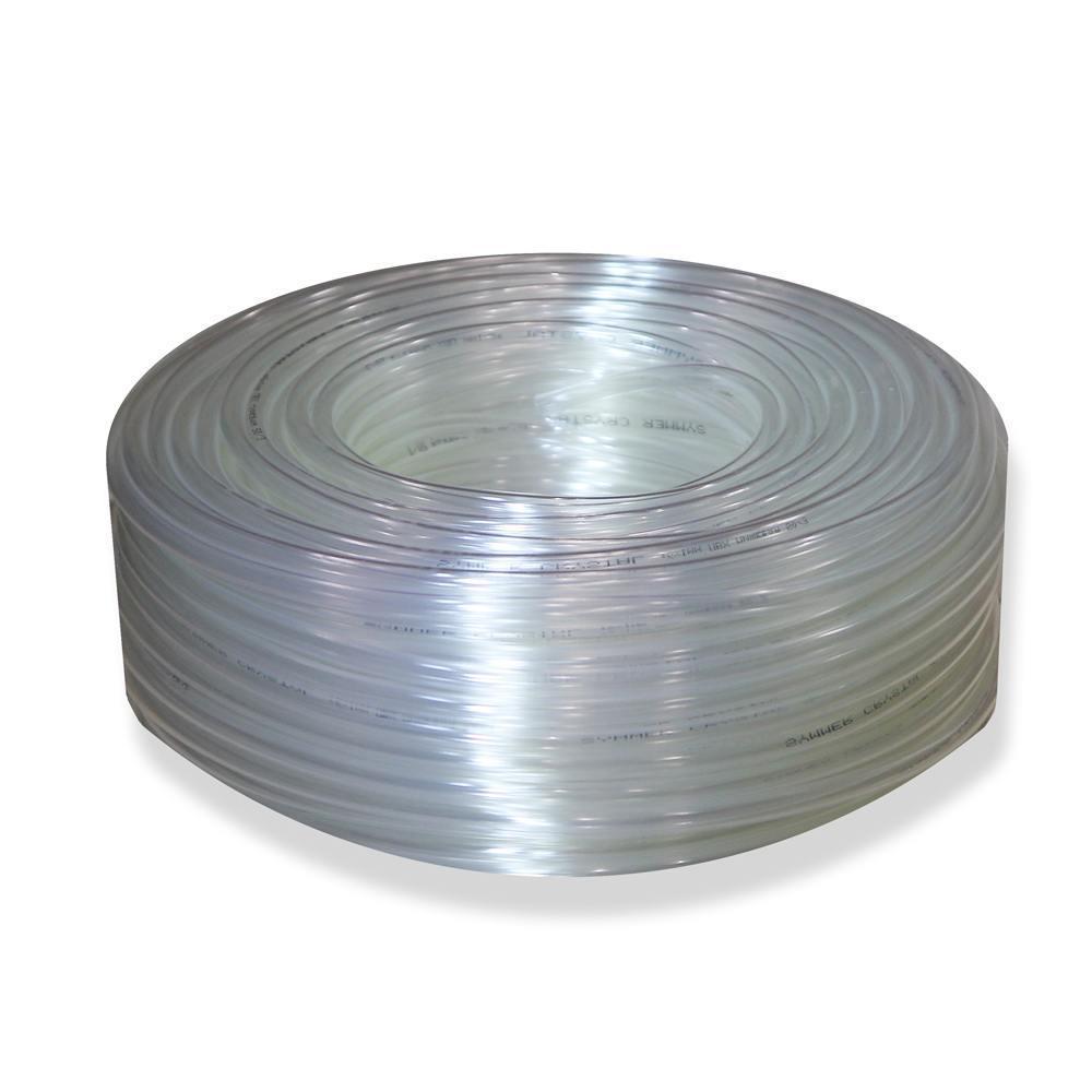 Шланг пвх пищевой Presto-PS Сrystal Tube диаметр 22 мм, длина 100 м (PVH 22 PS)