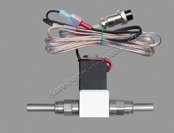 Дополнительный клапан отбора для автоматики серии БКУ-09x v2.0