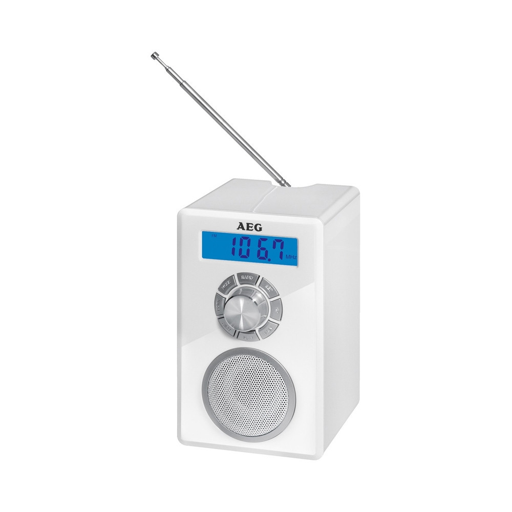 Радиоприемник  AEG MR 4139 белый