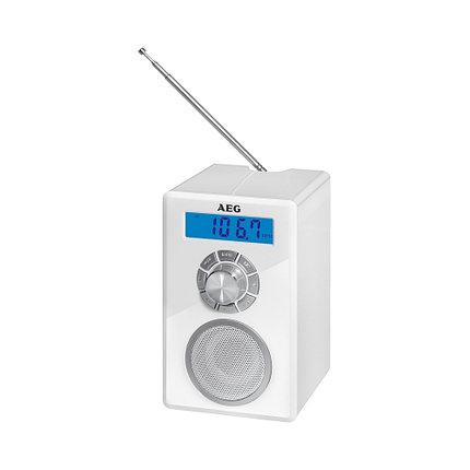 Радиоприемник  AEG MR 4139 белый, фото 2