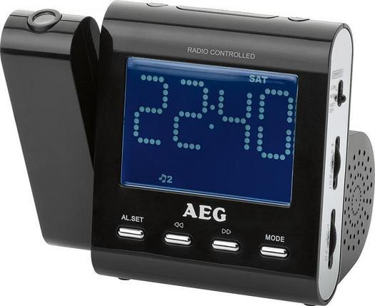 Цифровой радиоприемник AEG MRC 4122 черный, фото 2