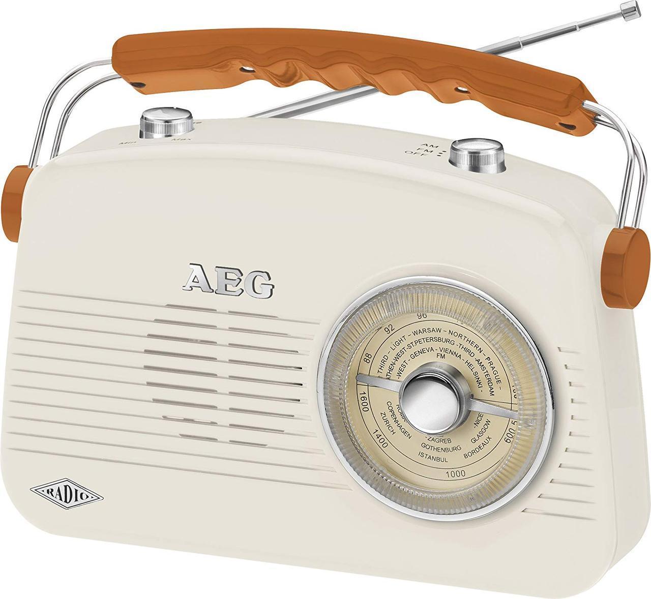 Радиоприемник AEG РЕТРО NR 4155