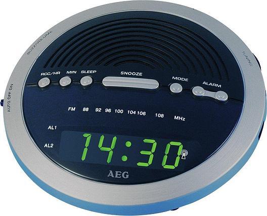 Радиочасы AEG MRC 4106, фото 2