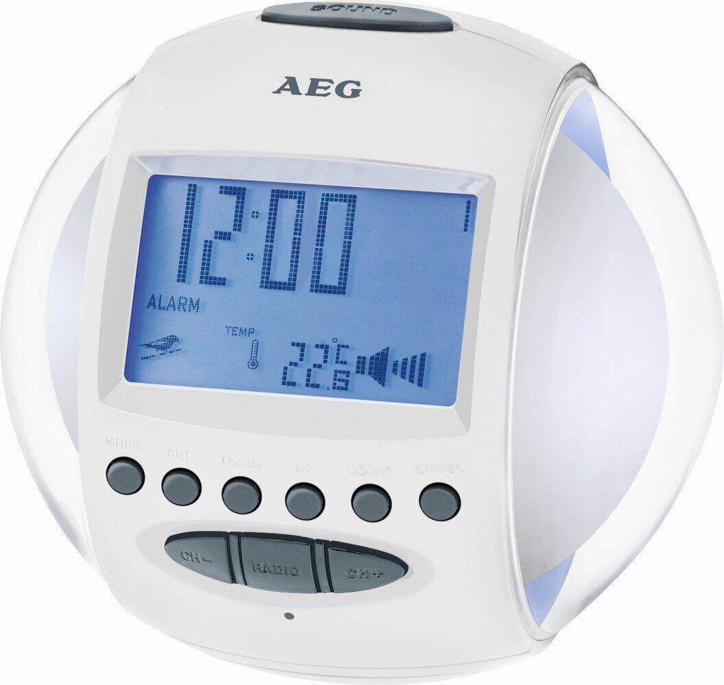 Радиочасы AEG MRC 4117