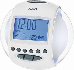 Радиочасы AEG MRC 4117, фото 2