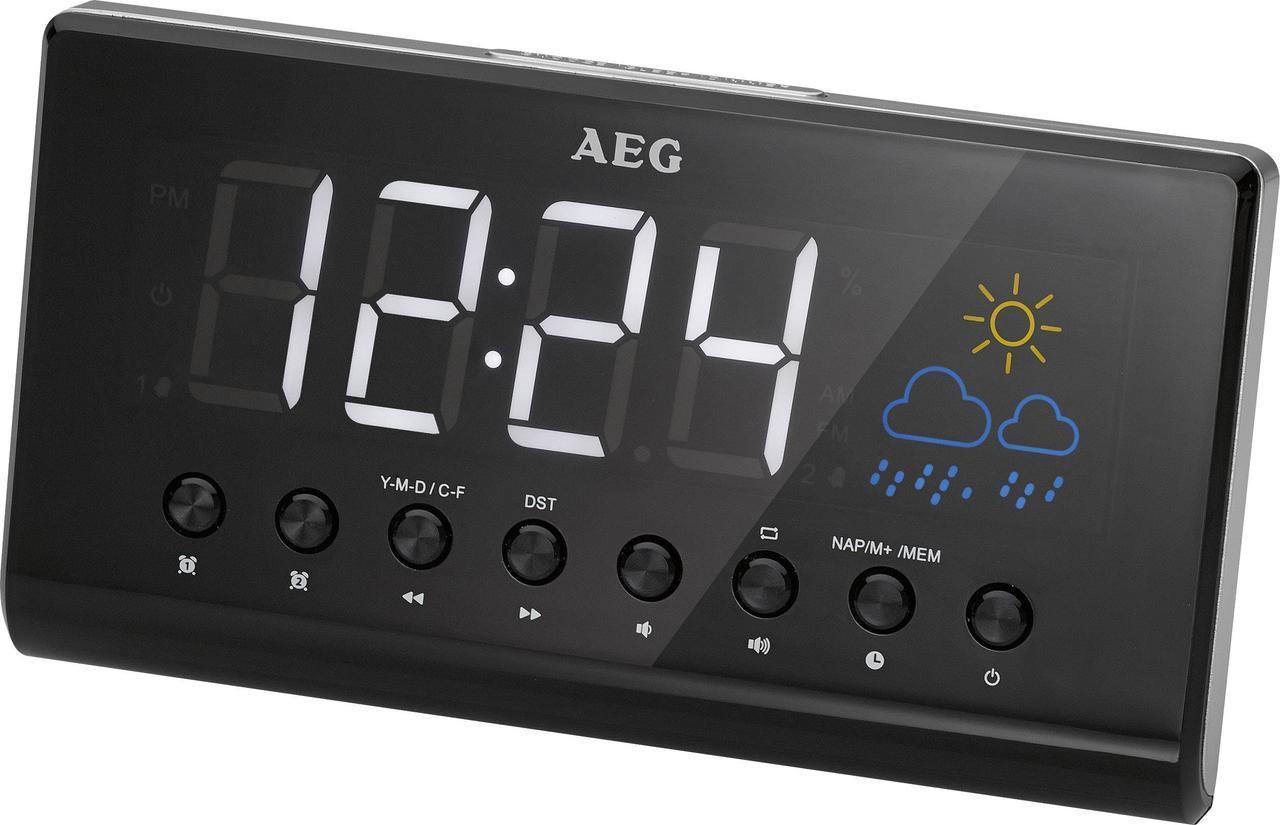 Радиочасы AEG MRC 4141