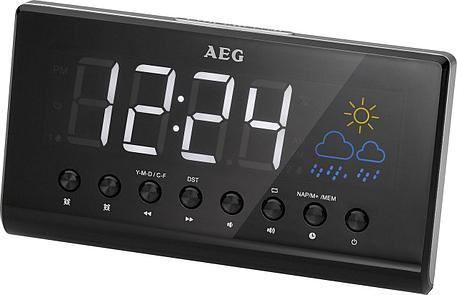 Радиочасы AEG MRC 4141, фото 2