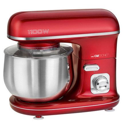 Кухонный комбайн CLATRONIC KM 3712 красный, фото 2