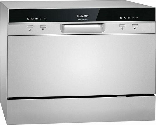 Посудомоечная машина Bomann TSG 708, фото 2