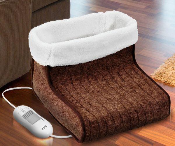 Электрическая грелка для ног AEG FW 5645 100 Вт коричневая
