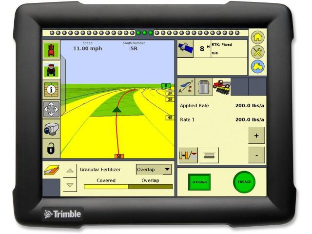Многофункциональный дисплей TRIMBLE FMX