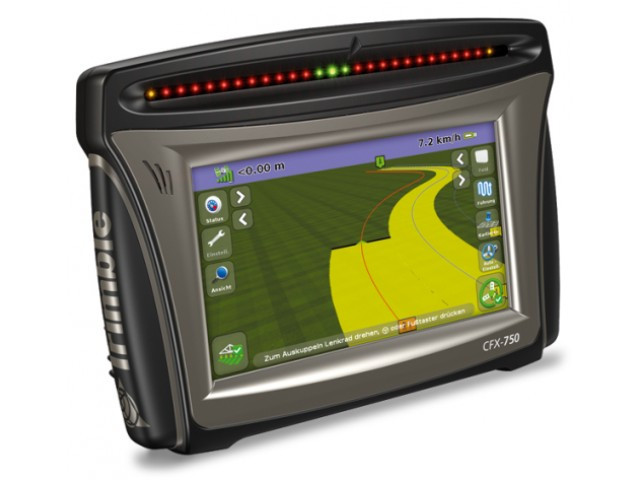 GPS-навигатор для сельхозтехники Trimble CFX 750 Lite