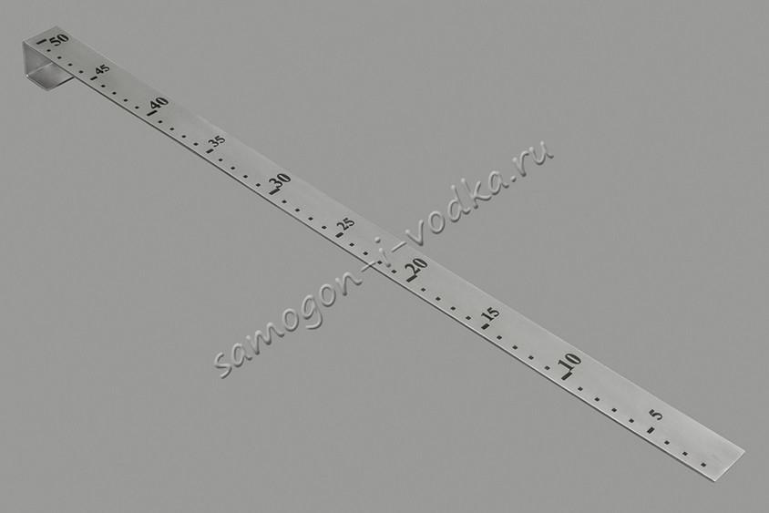 Линейка для кубов 50 литров серии Maxima (D400)