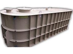 Агро-емкость 10000 литров для транспортировки воды и КАС ЭКО-10000
