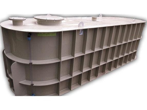 Агро-емкость 10000 литров для транспортировки воды и КАС ЭКО-10000, фото 2