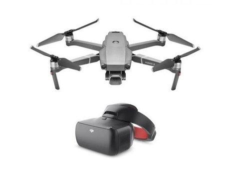 Квадрокоптер DJI Mavic 2 Pro + DJI Goggles RE, фото 2