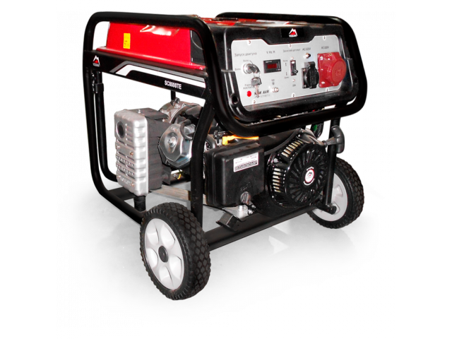 Генератор бензиновый VULKAN SC8000TE