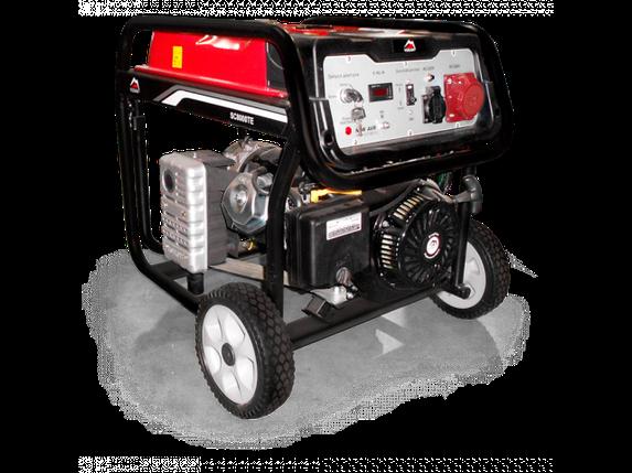 Генератор бензиновый VULKAN SC8000TE, фото 2