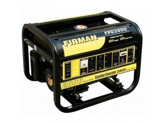 Генератор Firman FPG3800, фото 2